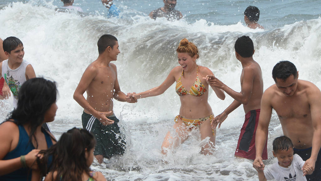 Recorrido Playas por fiestas agostinas