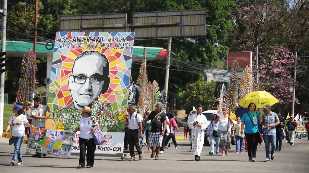 36 aniversario del asesinato del Beato Oscar Arnulfo Romero