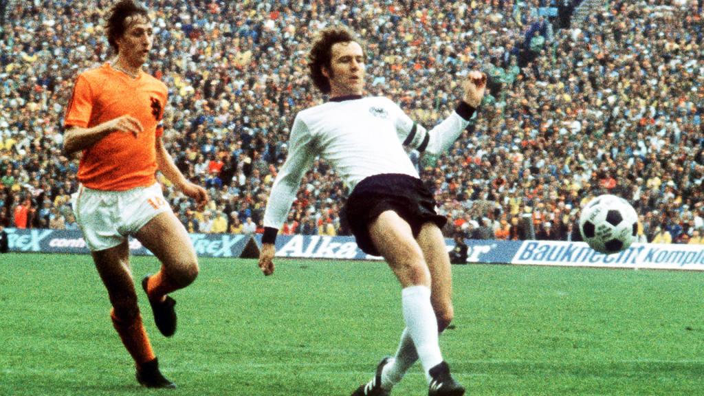 Johan Cruyff fallece en Barcelona a los 68 años vÌctima del cáncer
