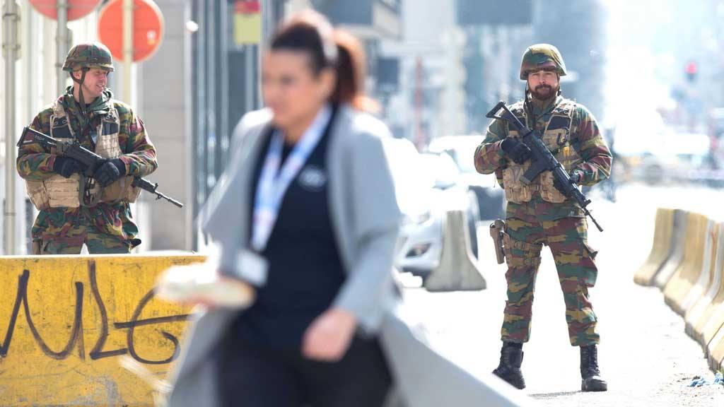 AUMENTA A 34 EL N?MERO DE MUERTOS EN LOS ATENTADOS DE BRUSELAS