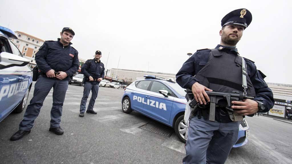 Se estrechan las medidas de seguridad en la estaciÛn de Termini tras los atentados en Bruselas