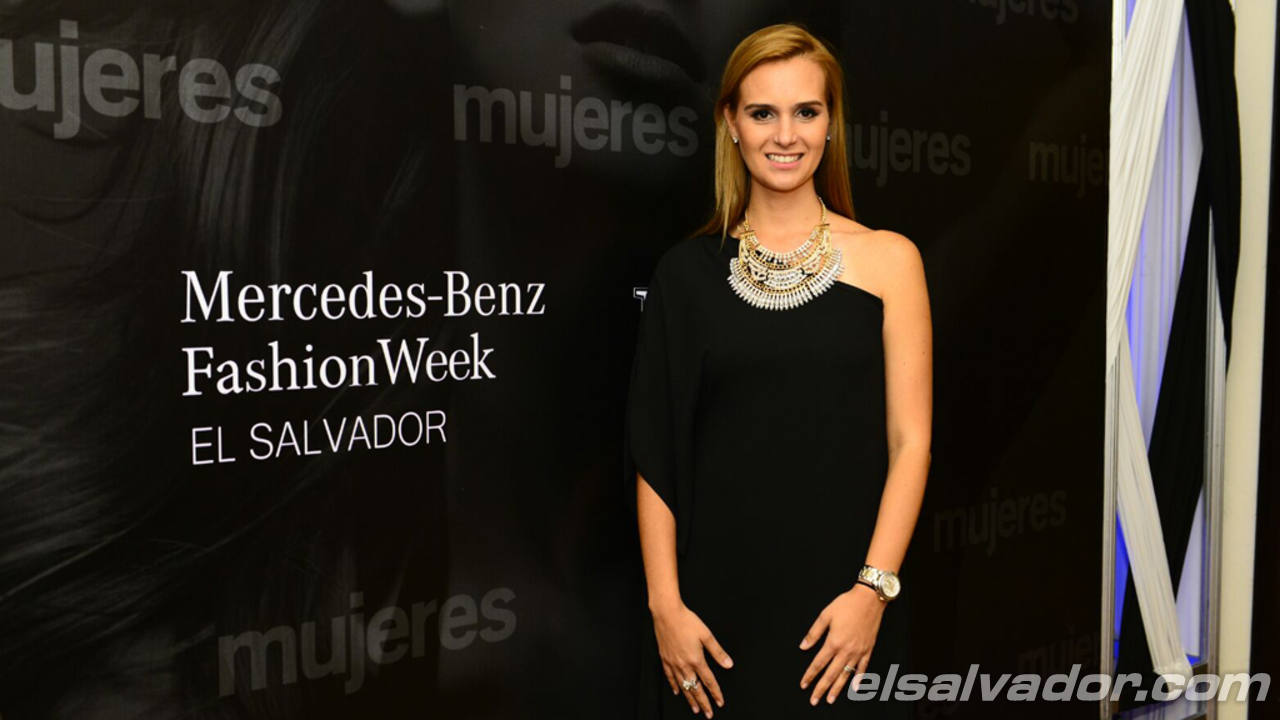 Tercer día del Mercedes Benz Fashion Week