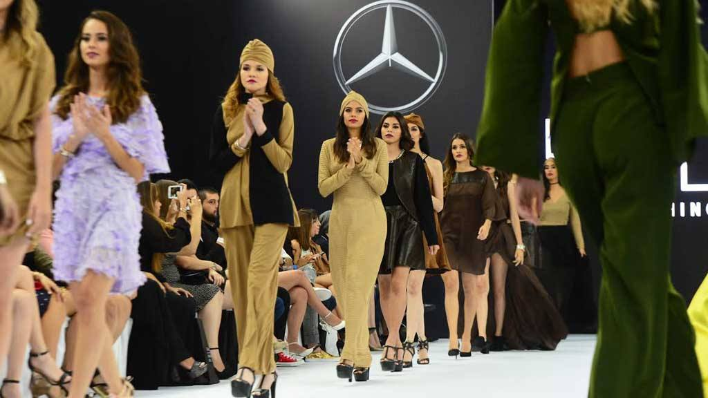 Mercedes Benz Fashion Week 2016
