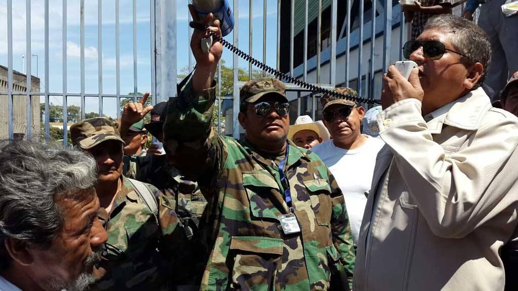 Marcha veteranos