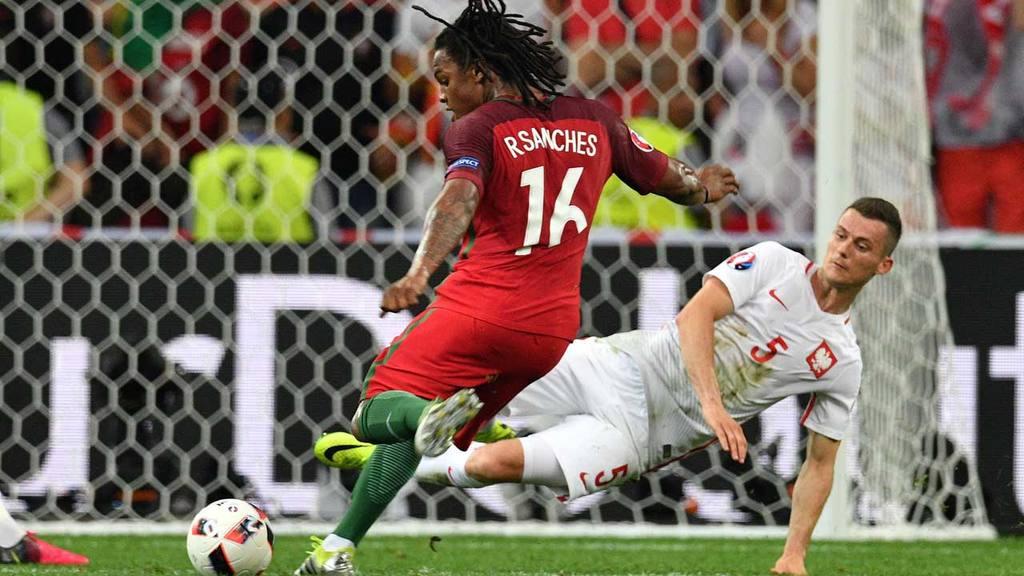 Quarter final Poland vs Portugal