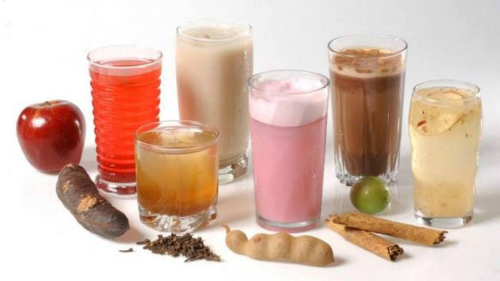 Bebidas típicas salvadoreñas
