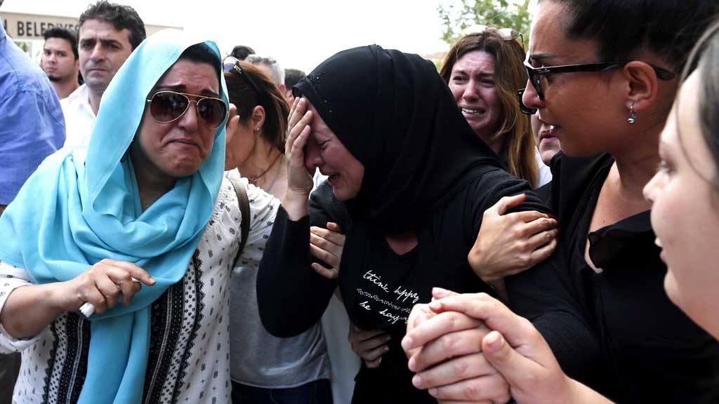 Turquía, víctimas, ataque terrorista