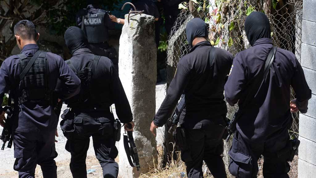 Muere pandillero en San Marcos