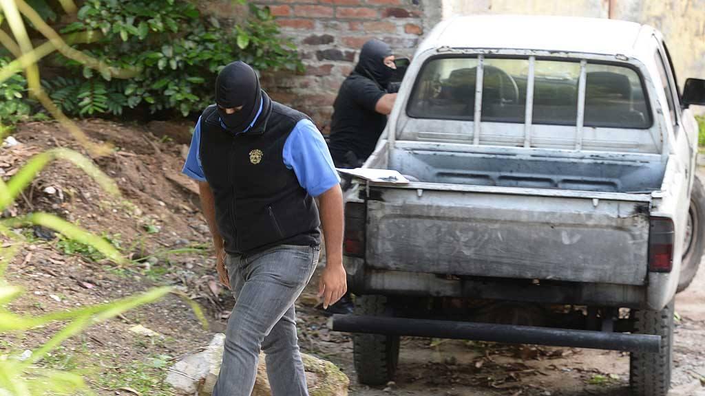 Doble homicidio en Cuscatancingo