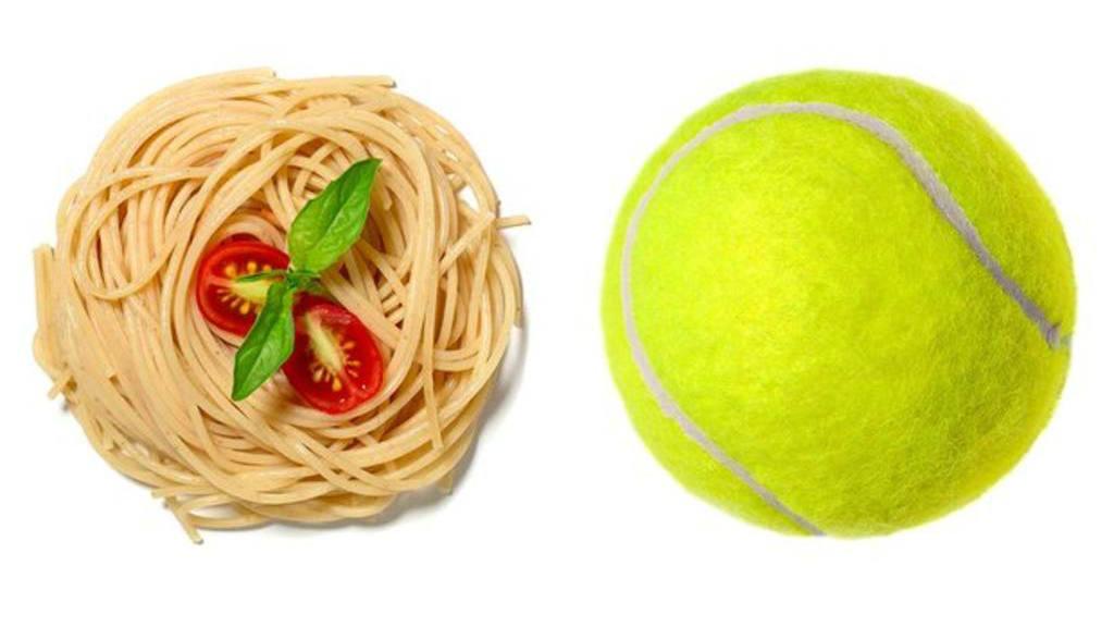 Porciones ideales en la alimentación