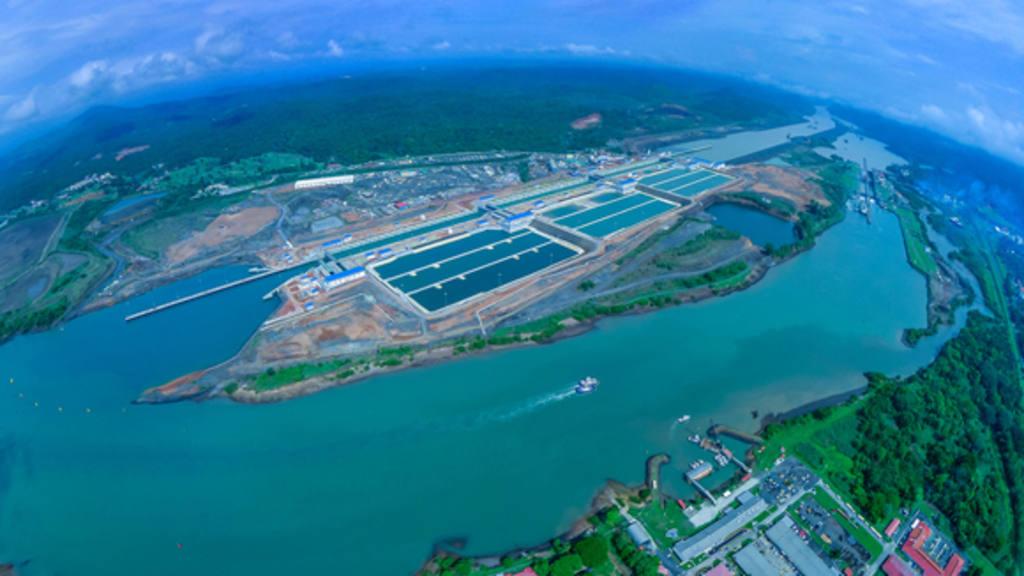 Inauguran ampliación canal de Panamá