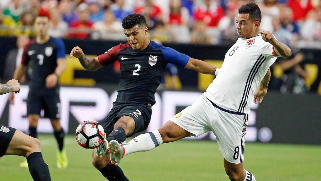 Colombia vs Estados Unidos Copa América Centenario 2016