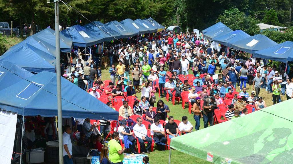 San Ignacio realizó su Primer Festival del Melocotón