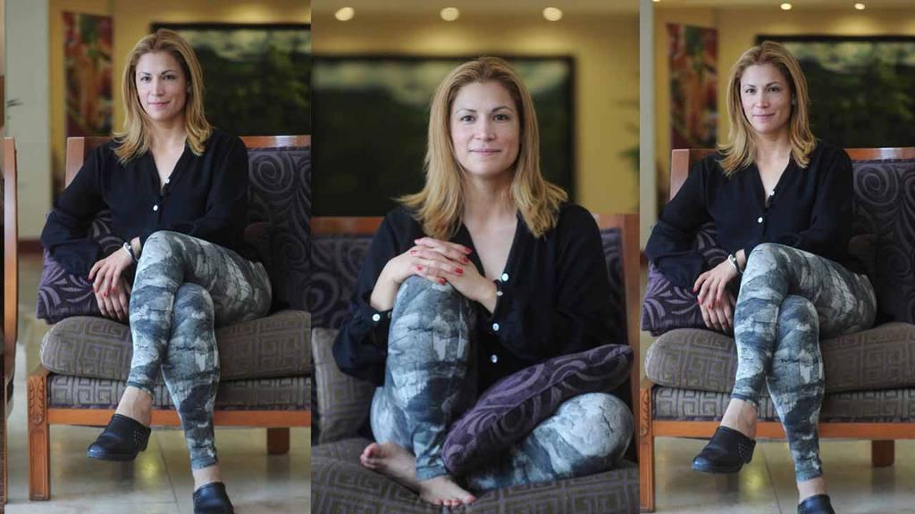 La actriz sueca que busca a su madre en El Salvador