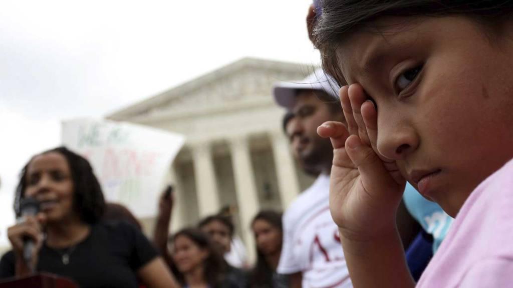 Protesta inmigracion