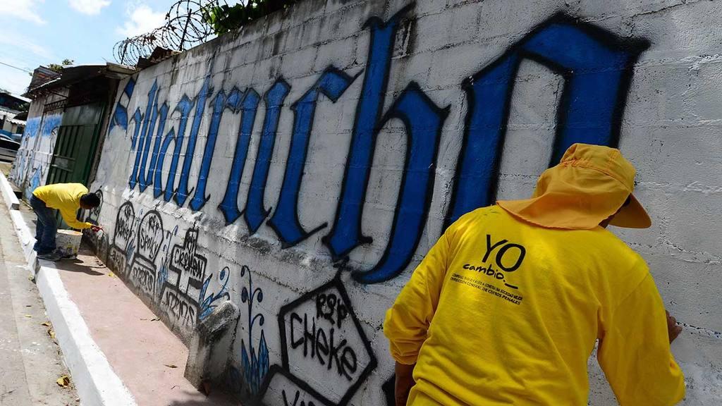 Borrado de graffiti