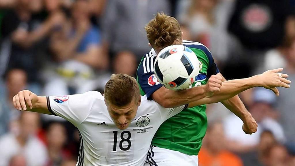 Alemania - Irlanda