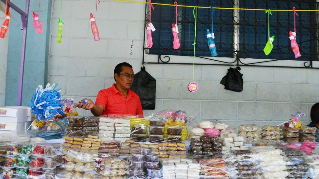 Primer Festival del Dulce Artesanal en Santo Domingo San Vicente.