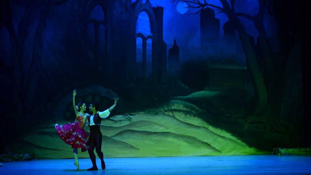 Don Quijote en ballet