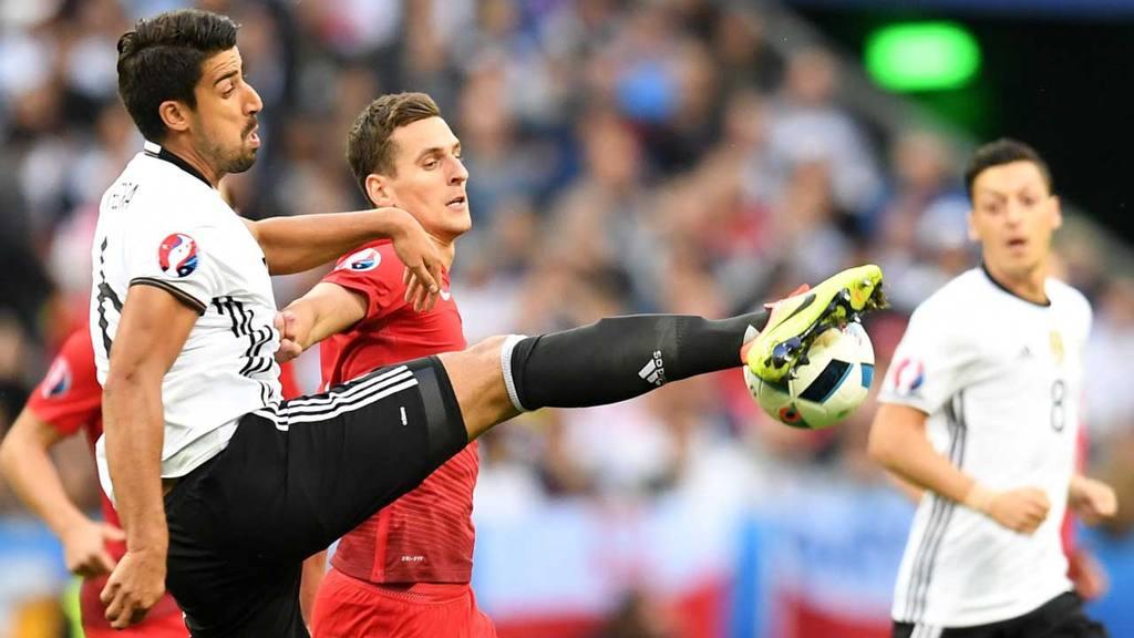 Alemania vs Polonia  Eurocopa 2016