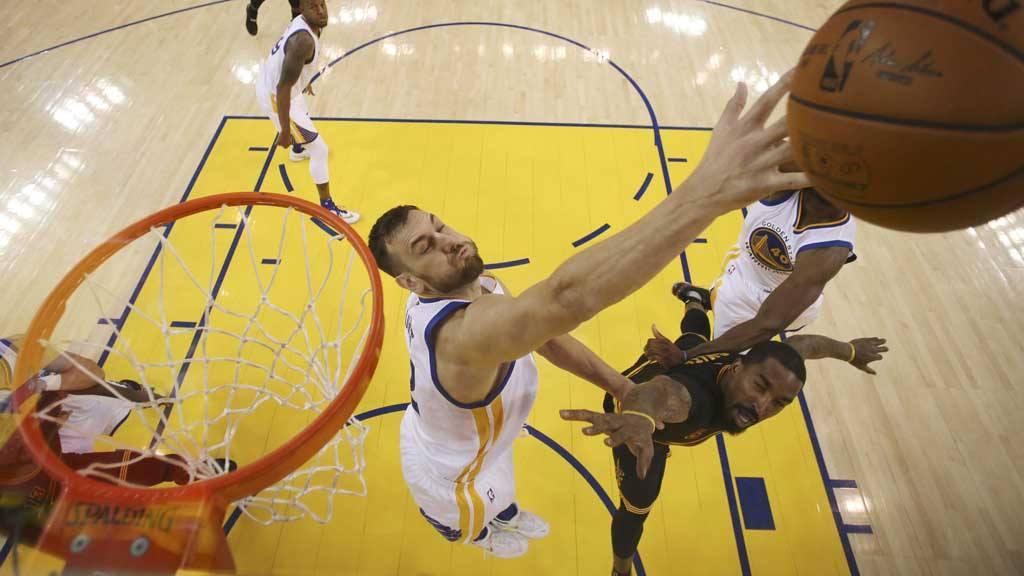 Warriors vs Cavaliers  finales NBA
