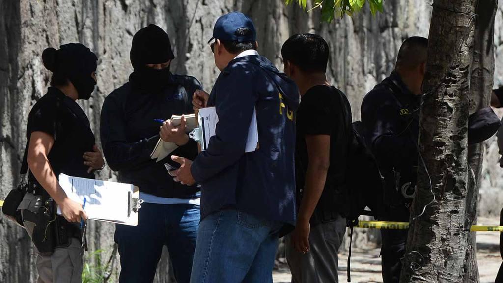Homicidio, asaltante, Soyapango