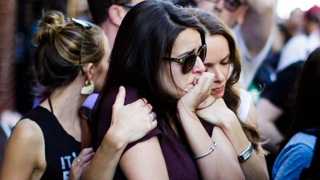 New York vigilia caso tiroteo en Orlando Florida