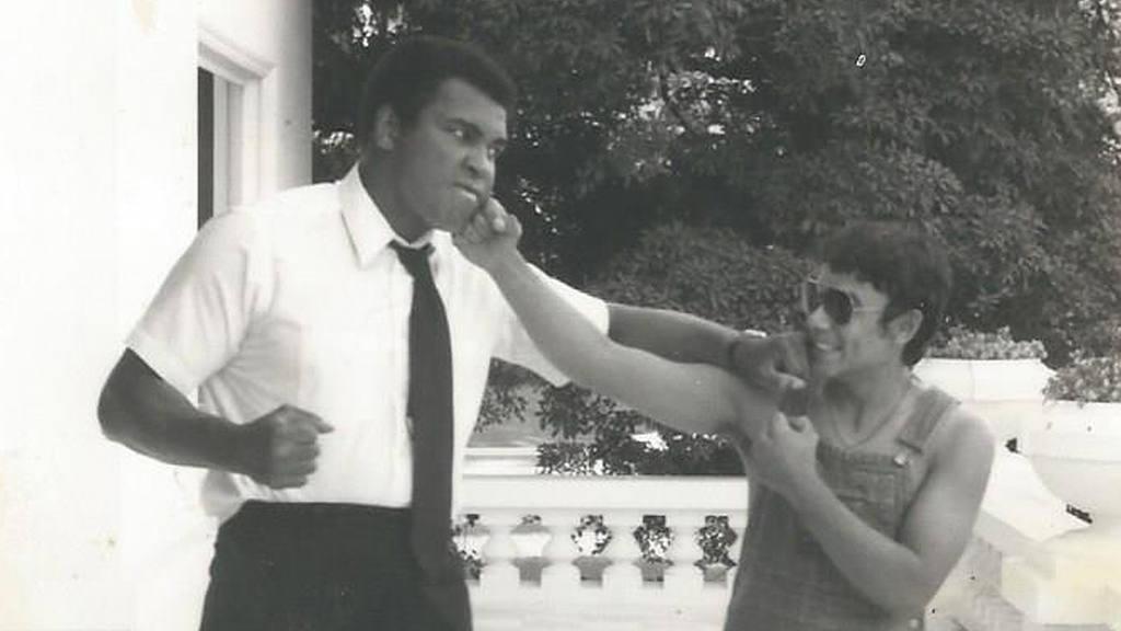Charly Menendez y Ali
