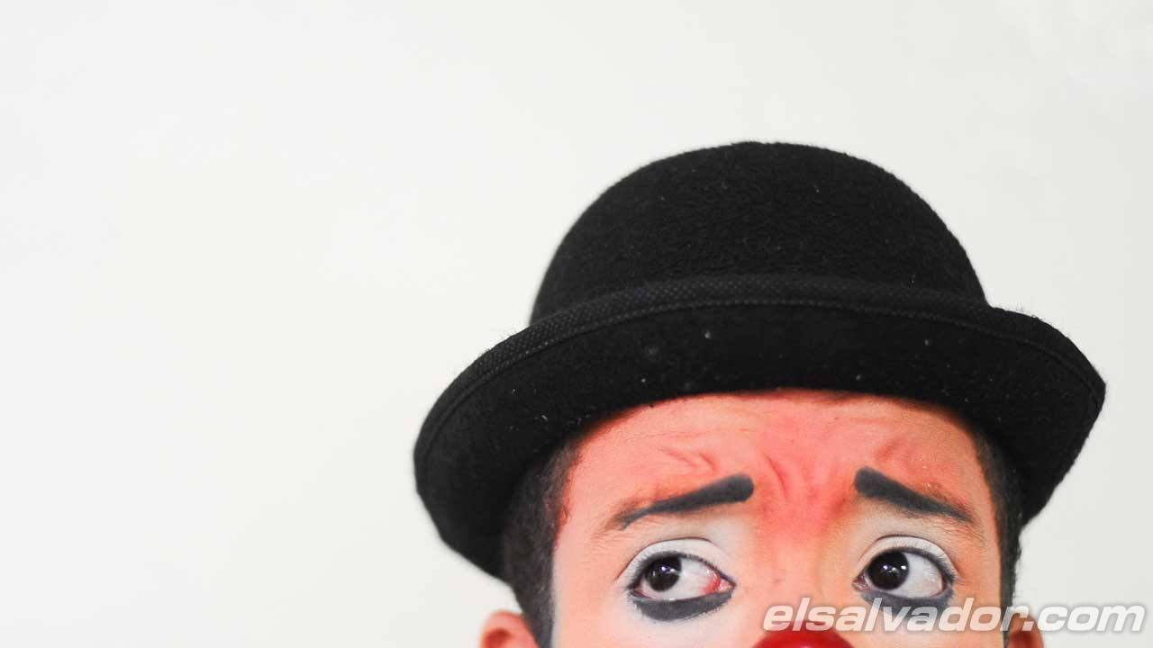 Ojos de payaso