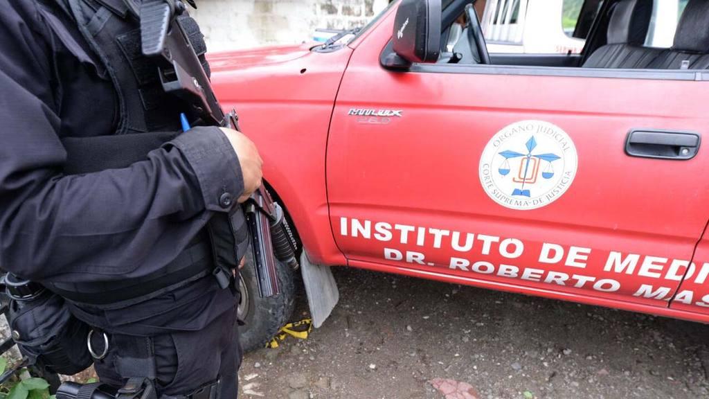 Mueren dos pandilleros en Zacatecoluca