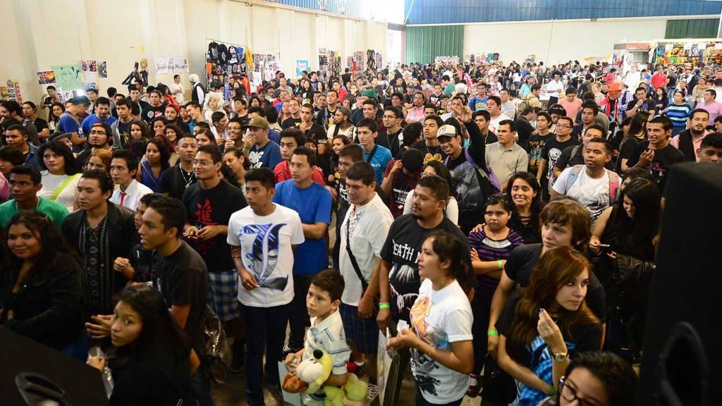 Colorido Harakiri Fest en el CIFCO