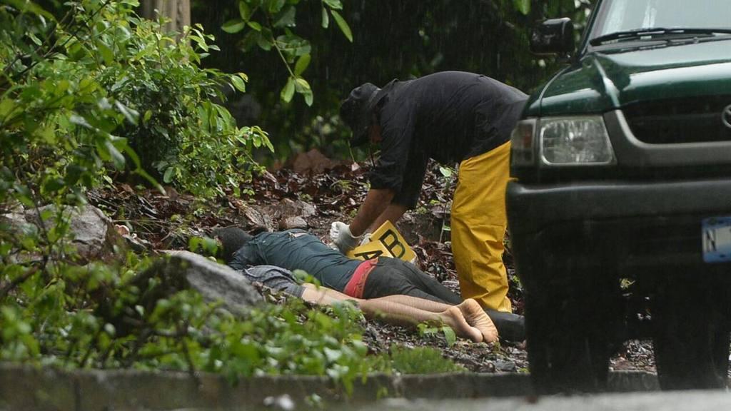 Homicidio triple Usulután