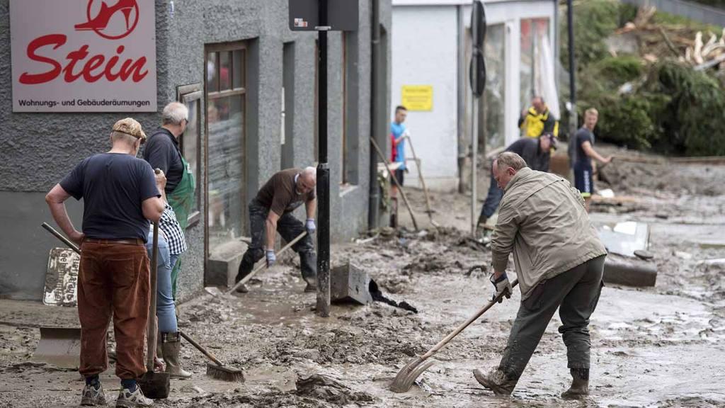 Inundaciones ,Europa