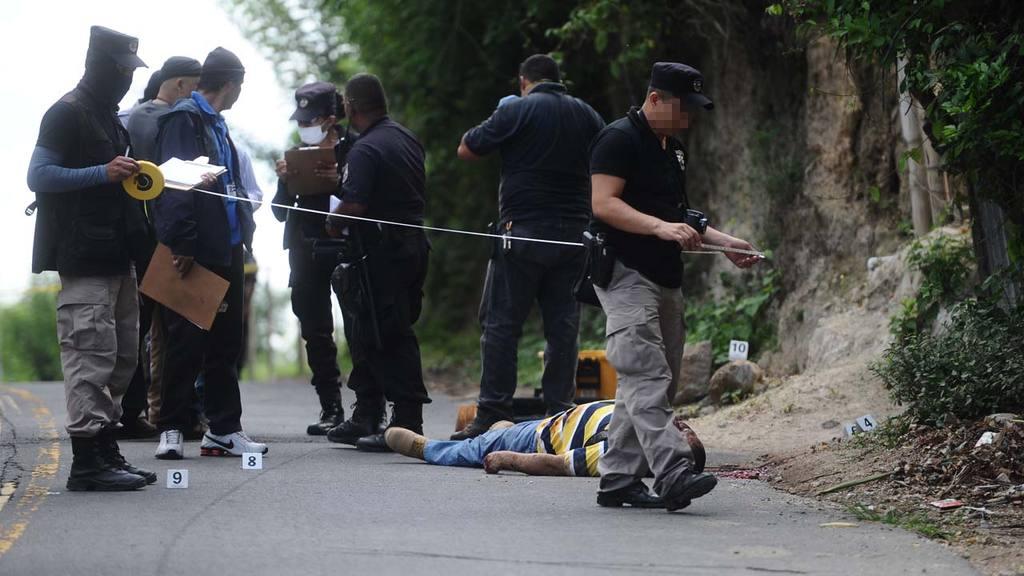 Homicidio San Martín