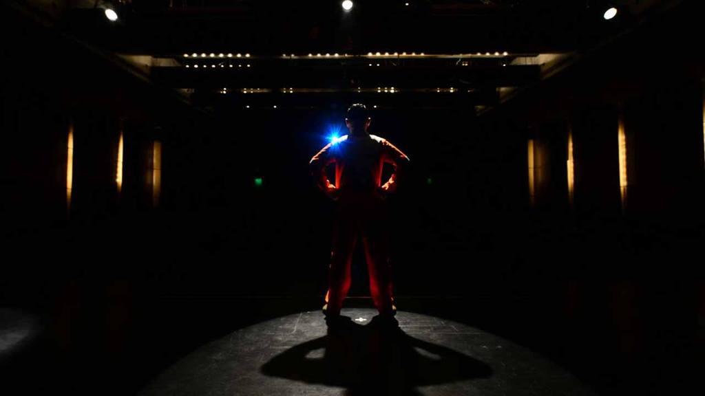 Obra de teatro Robot