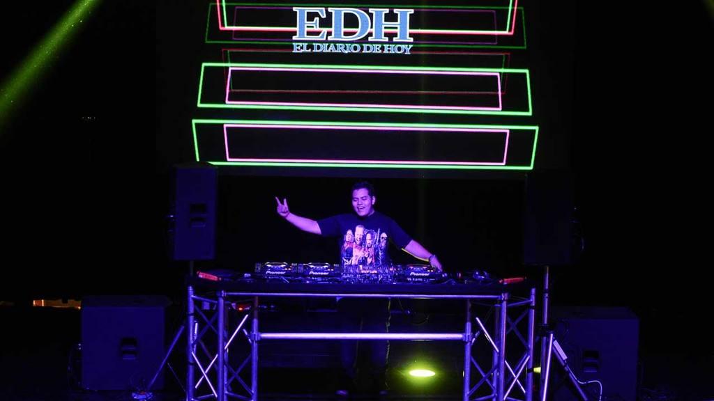 Concierto DJ