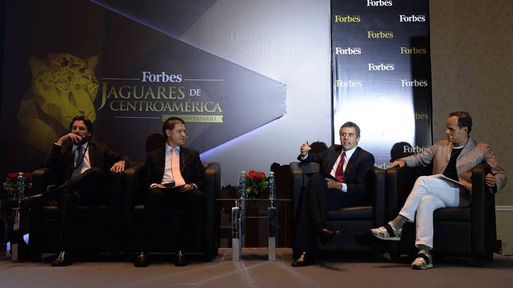 Forbes Jaguares de Centroámerica.