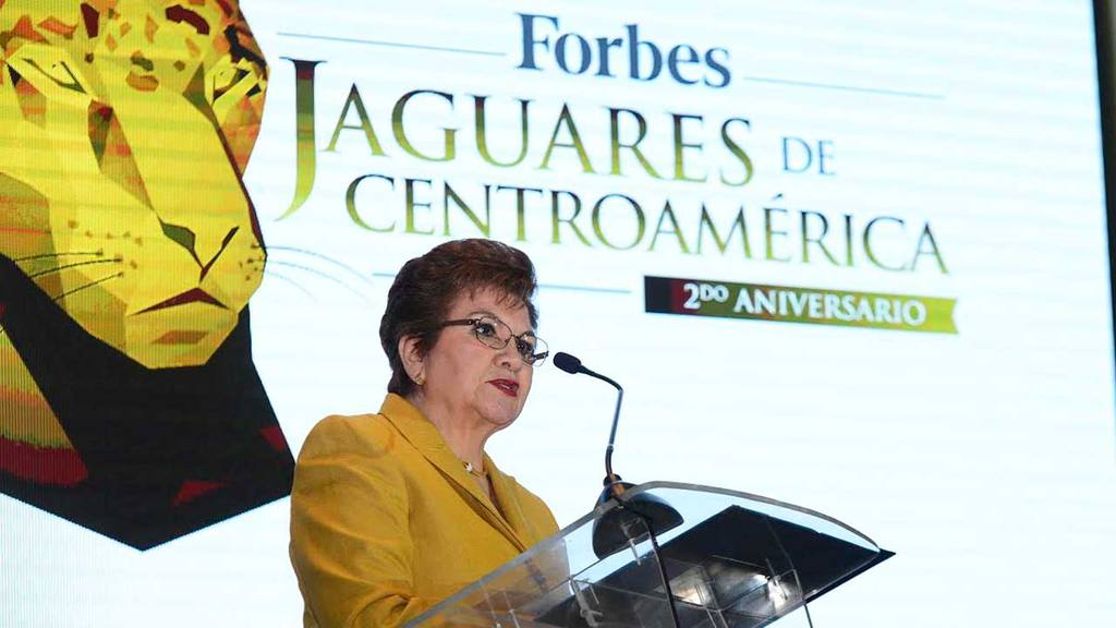 Forbes Jaguares de Centroamerica.