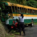 Accidente bus
