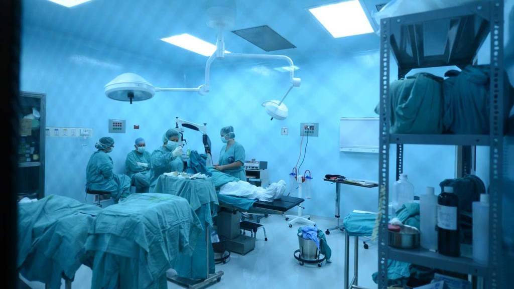 Cuatro meses sin cirugía de ojos en el Seguro Social   elsalvador.com