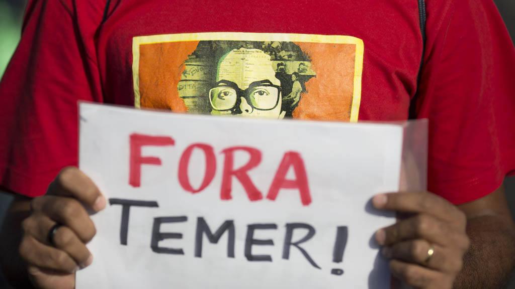 Dilma Rousseff, protestas