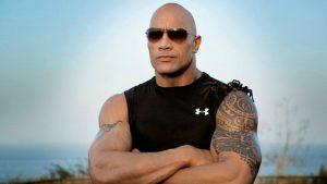 "Dwayne Johnson, ""La Roca"