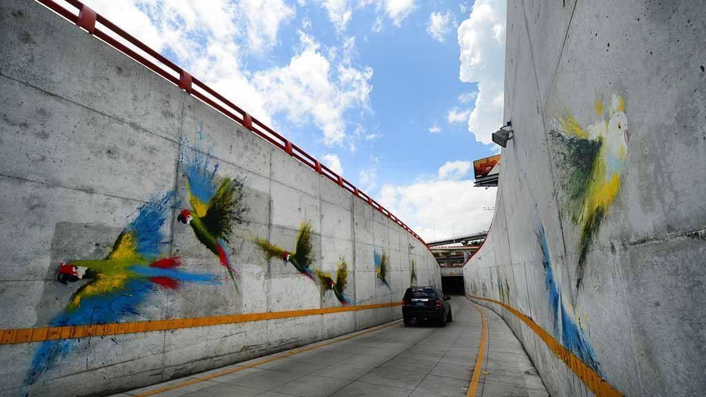 Monumentos y Extructuras Tuneles