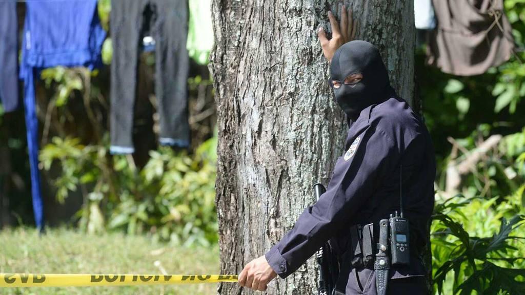 Asesinato policía