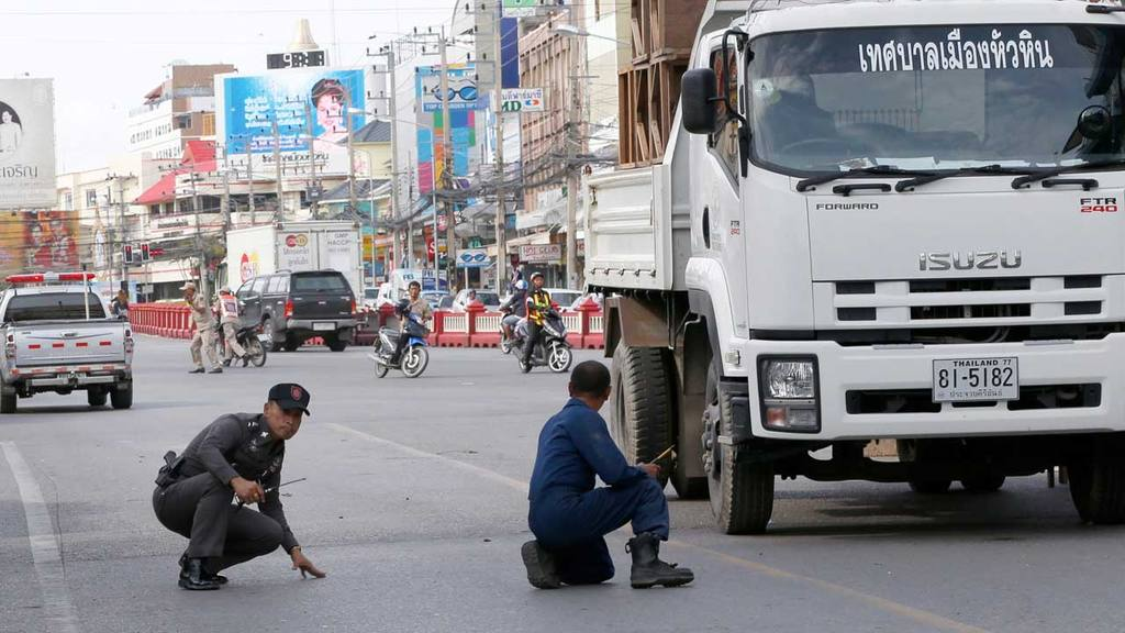 Atentados en Tailandia