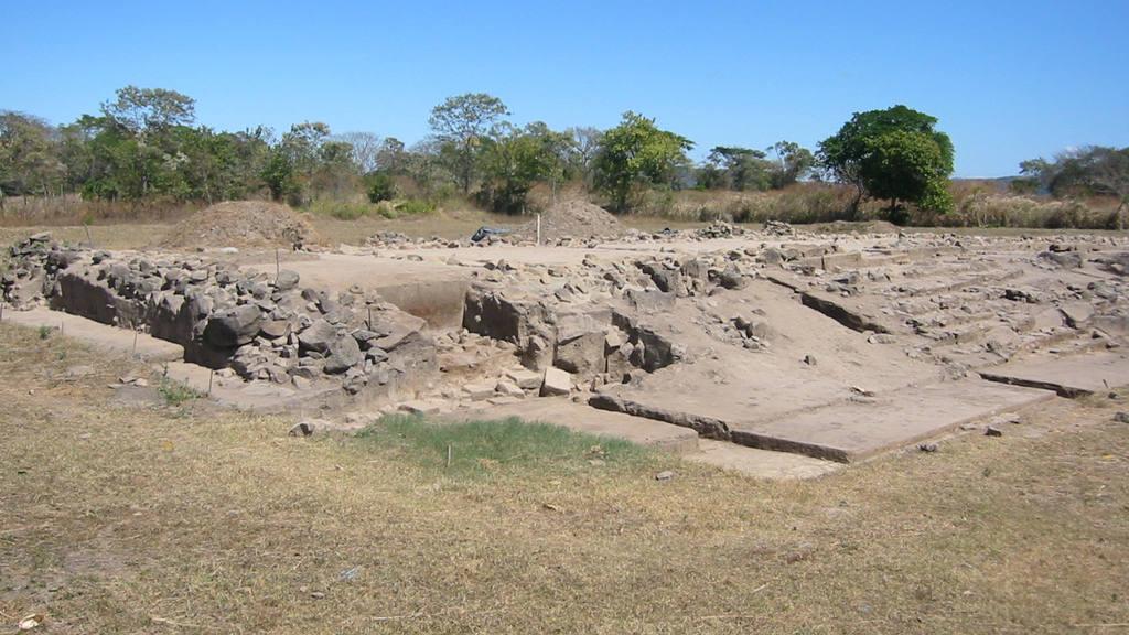 Ciudad Vieja, antigua villa de San Salvador
