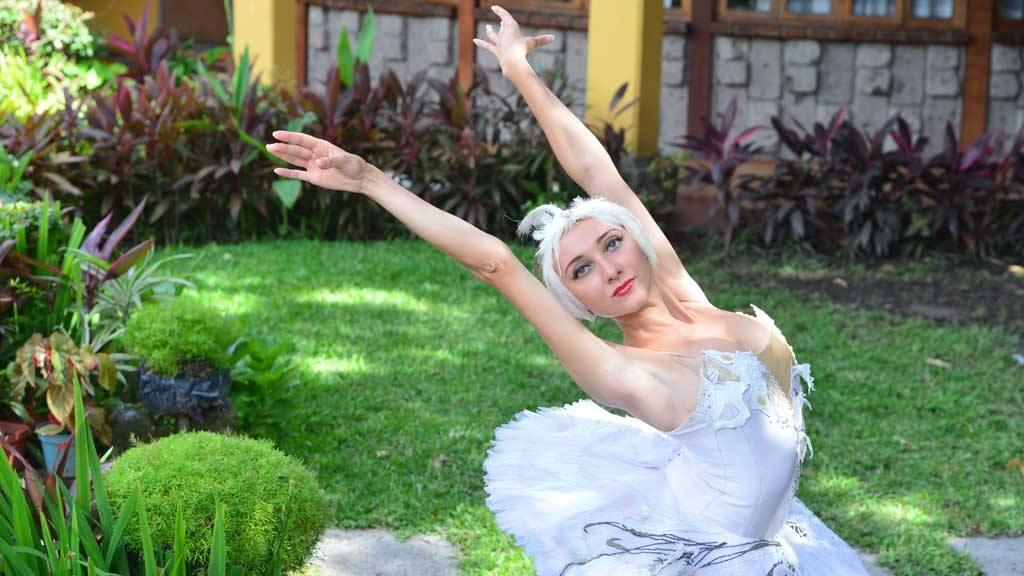 Elenco del Ballet Ruso