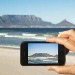 Cuidados de los smartphones en la playa