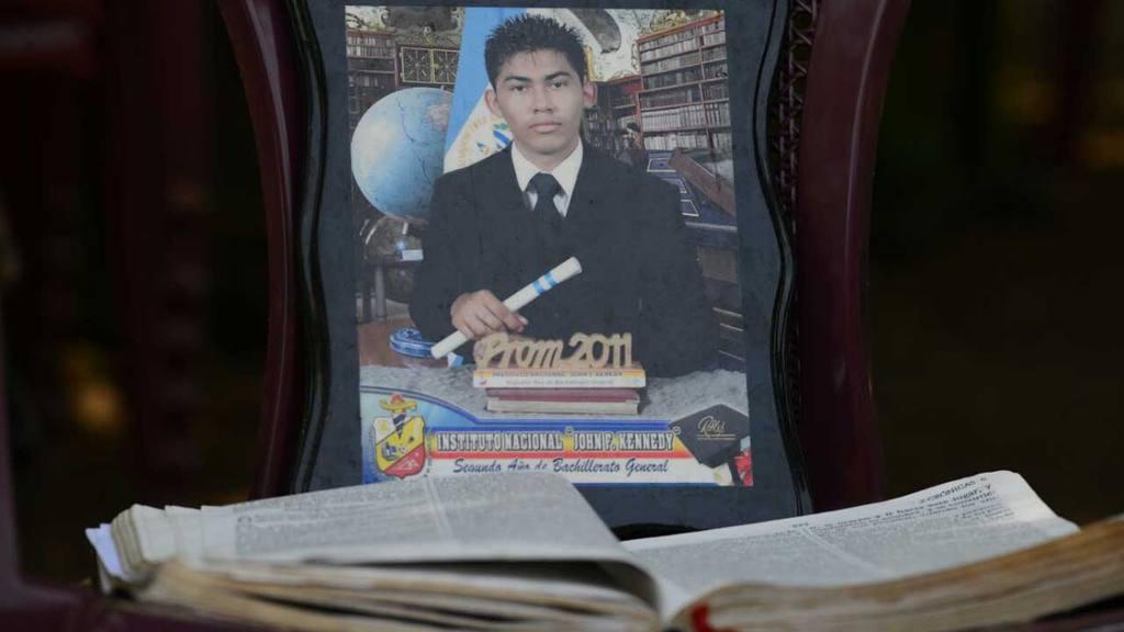Asesinato estudiante