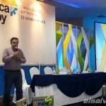 Conferencia motivacional de Educa Hoy a maestros del programa de servicio social de El Diario de Hoy